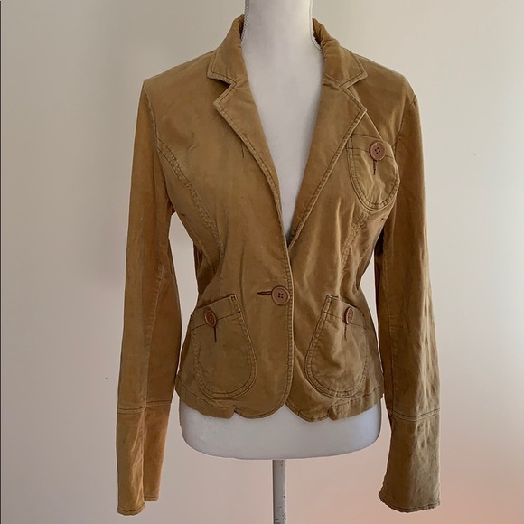 Sashimi Jackets & Blazers - Sashimi Brand corduroy blazer